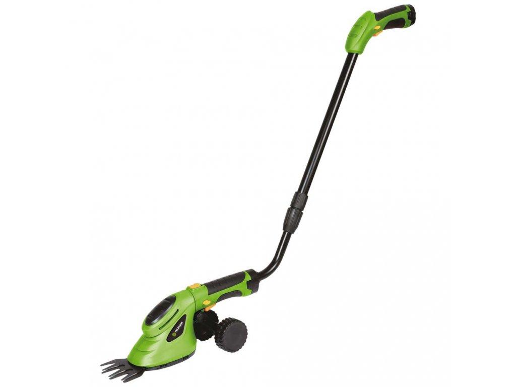 AKU nožnice na trávu a kríky s teleskopickou tyčou FIELDMANN FZN 4102-AT
