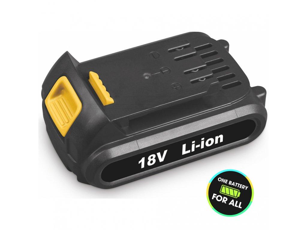18 V Li-ion akumulátor FIELDMANN FDUZ 50003