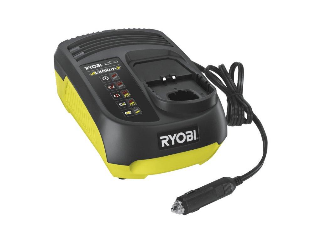 Nabíjačka do auta RYOBI RC18-118C 18V