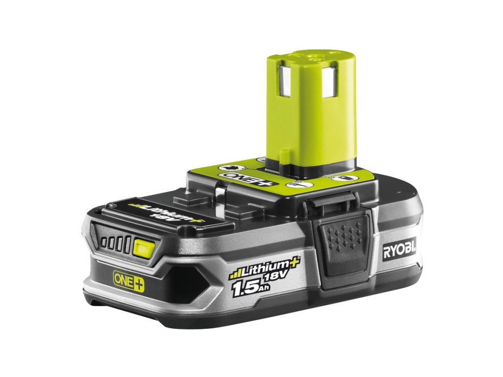 Akumulátor RYOBI 18V 1x 1,5 Ah Li-Ion