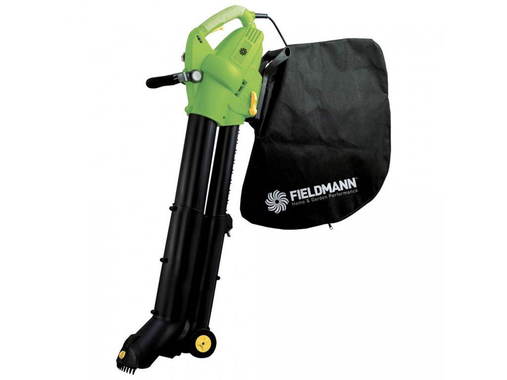 Elektrický záhradný vysávač / fukár FIELDMANN FZF 4050-E