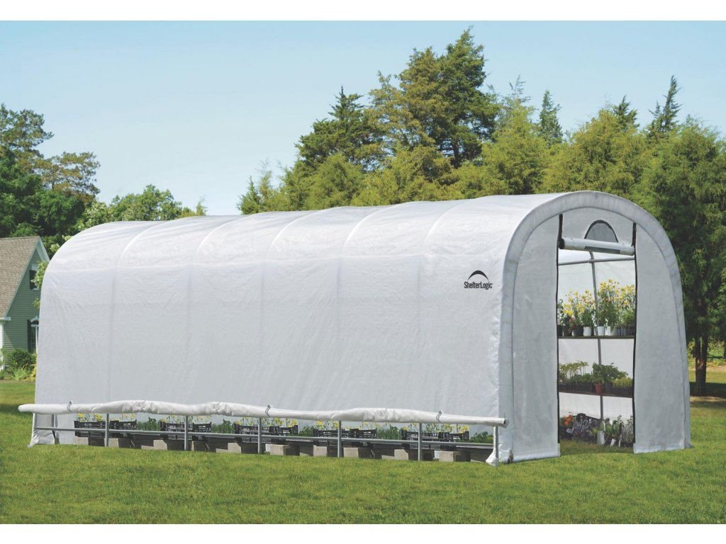 Náhradná plachta pre fóliovník SHELTERLOGIC 3,7x7,3 m (70593EU)