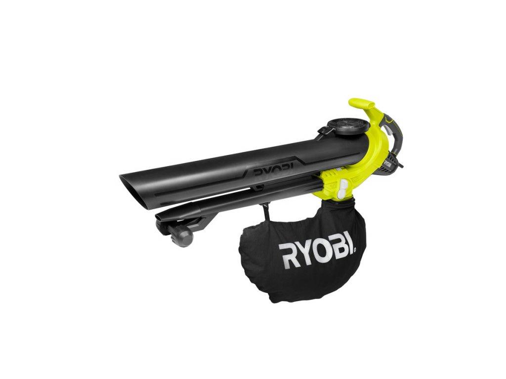 Elektrický vysávač/fukár RYOBI RBV3000CESV, 3000W
