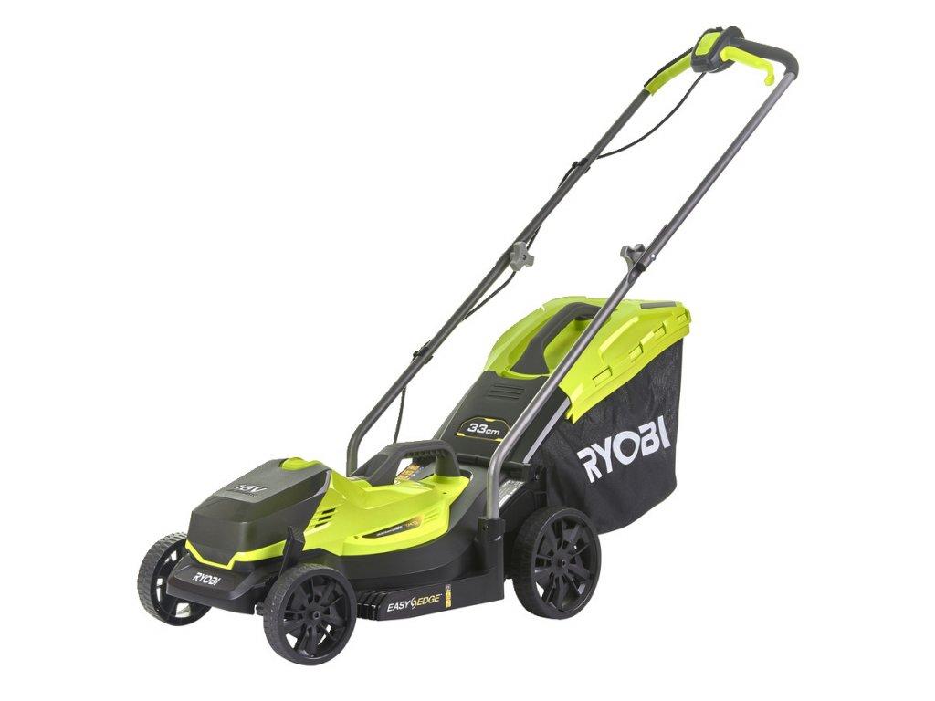 Kosačka na trávu RYOBI RLM18X33B40 18V + akumulátor + nabíjačka