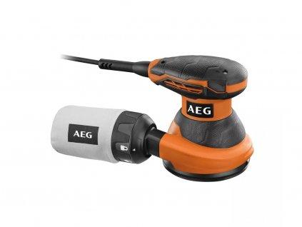 Elektrická excentrická brúska AEG EX 125 ES