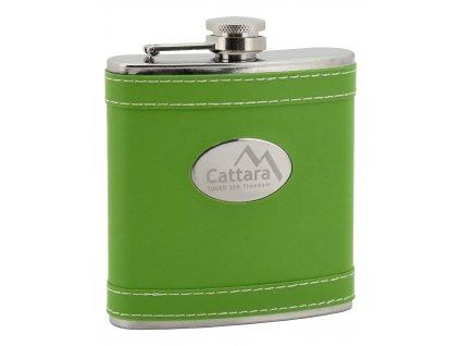 Fľaša ploskačka zelená 175ml
