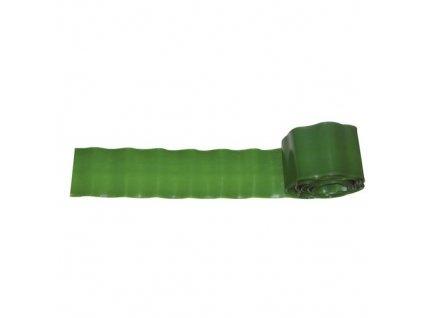 Lem trávníka 15cm x 9m, zelený