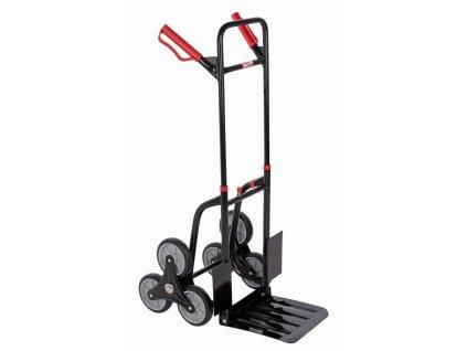 Rudla KREATOR 120kg, 6 kolies schodisková, skladacia
