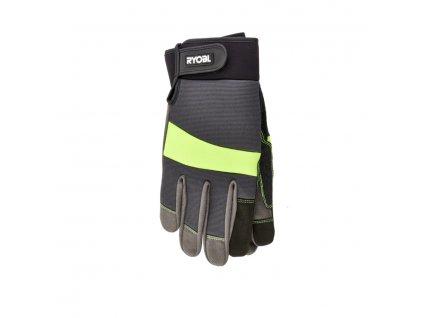 Pogumované rukavice RYOBI, veľ. S