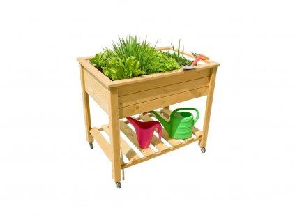 Stôl na pestovanie PROVENCE Planter, 70 x 100 cm