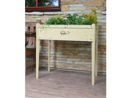 Pestovateľský stôl HOME GARDEN, 40 x 80 cm