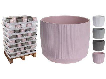 Obal 15 cm keramika, mix farieb