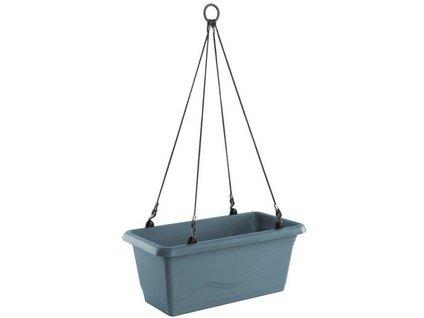 Hrantík závesný EXTRA FLOR AIR 40 cm, modrosivá