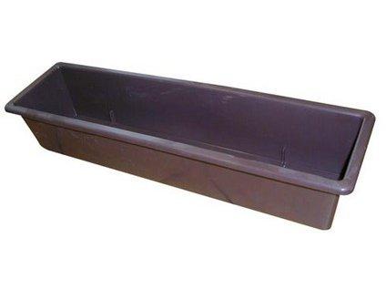 Hrantík 40 cm, hnedá