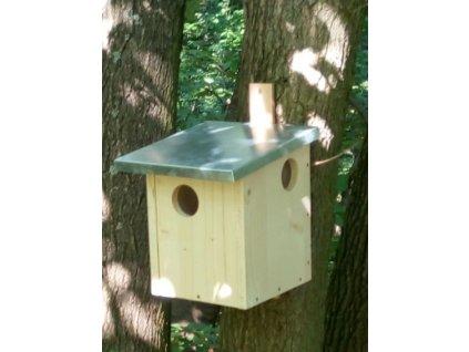 Búdka pre veveričky - typ 2021