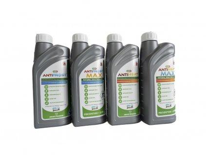 Ekologický postrek k ochrane proti intenzívnemu teplu CROPAID Antiheat MAX, 1l