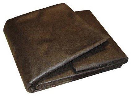 Netkaná textília  3,2 x 10m, čierna, UV 50g/m2