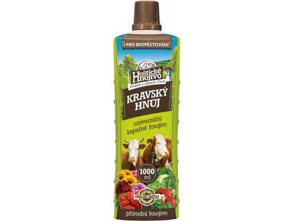 Hnojivo Hoštické - kravský hnoj 1 l
