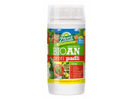 Biologická ochrana rastlín proti múčnatke BIOAN 200ml