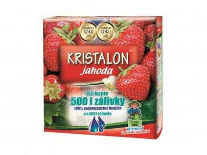 Hnojivo AGRO Kristalon Jahoda 0,5 kg