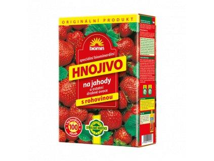 Hnojivo Orgamin na jahody 1 kg