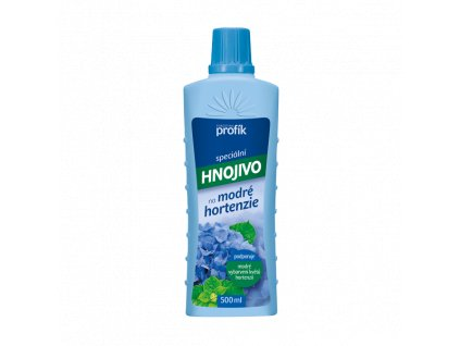 Hnojivo PROFÍK - špeciálne hnojivo pre modré hortenzie 0.5 l