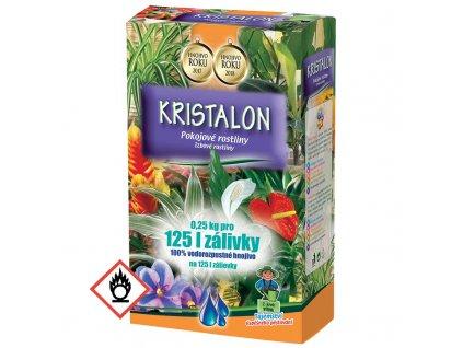 Hnojivo AGRO Kristalon pre izbové rastliny  0,25 kg