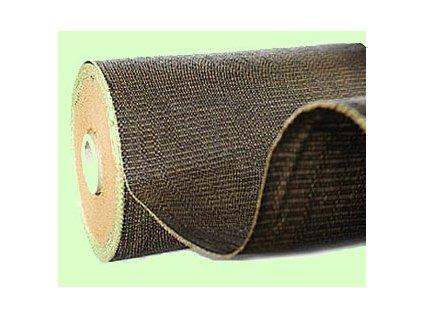 Tkaná textília, hnedá/čierna, 1,62 m, 100 g