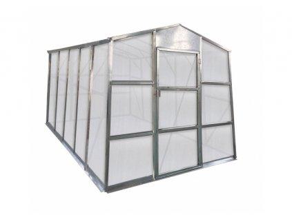 Záhradný skleník G21 GZ 59, 3 x 2,5 m, 4 mm