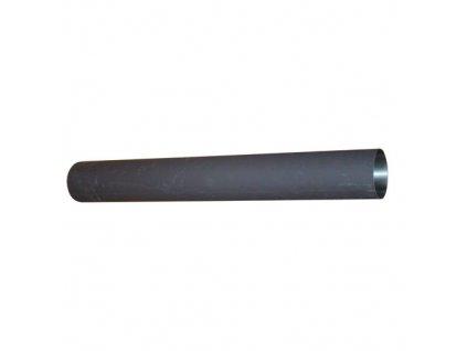 Dymová rúra 120 mm/750, t.1,5 mm, čierna