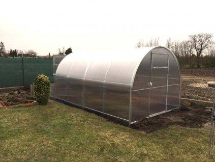 Polykarbonátový skleník IGEL SAGE 6 x 2,6 m, 4 mm