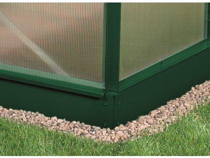 Základňa ku skleníku VITAVIA IDA 3300, zelená