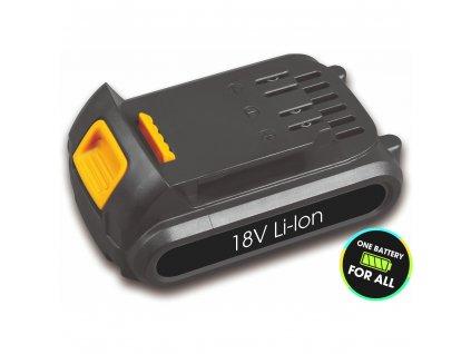 18 V Li-ion akumulátor FIELDMANN FDUZ 50020
