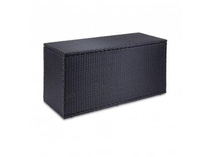 Designový záhradný box z umelého rattanu FIELDMANN FDD 1100PR