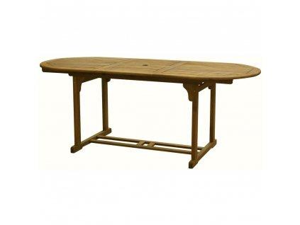Záhradný stôl 200/150x90x75 cm FIELDMANN FDZN 4004-T
