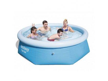 Bazén BESTWAY Fast Set 2,44 x 0,66 m - 57265