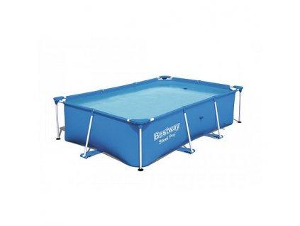 Bazén BESTWAY Steel Pro 2,59 x 1,7 x 0,61 m - 56403