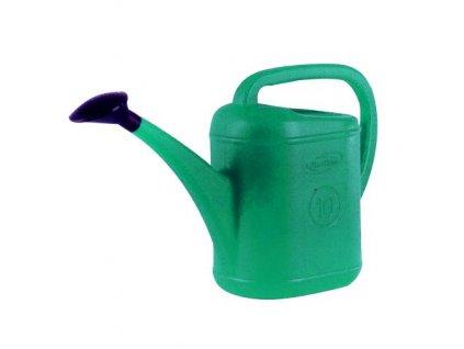 Kanva 10 l s kropítkem zelená