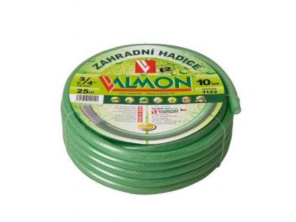 """Záhradná hadica VALMON 1122 1/2"""" (12.7/17.0), 20 m, priehľadná zelená"""