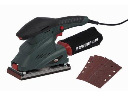 Vibračná brúska POWERPLUS 250W