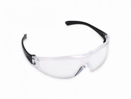 Ochranné okuliare KREATOR KRTS30007, číre sklo
