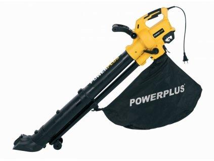 Elektrický vysávač / fúkač POWERPLUS 3.300W