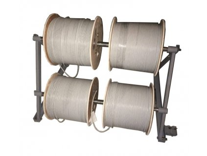 odvíječ kabelů a cívek