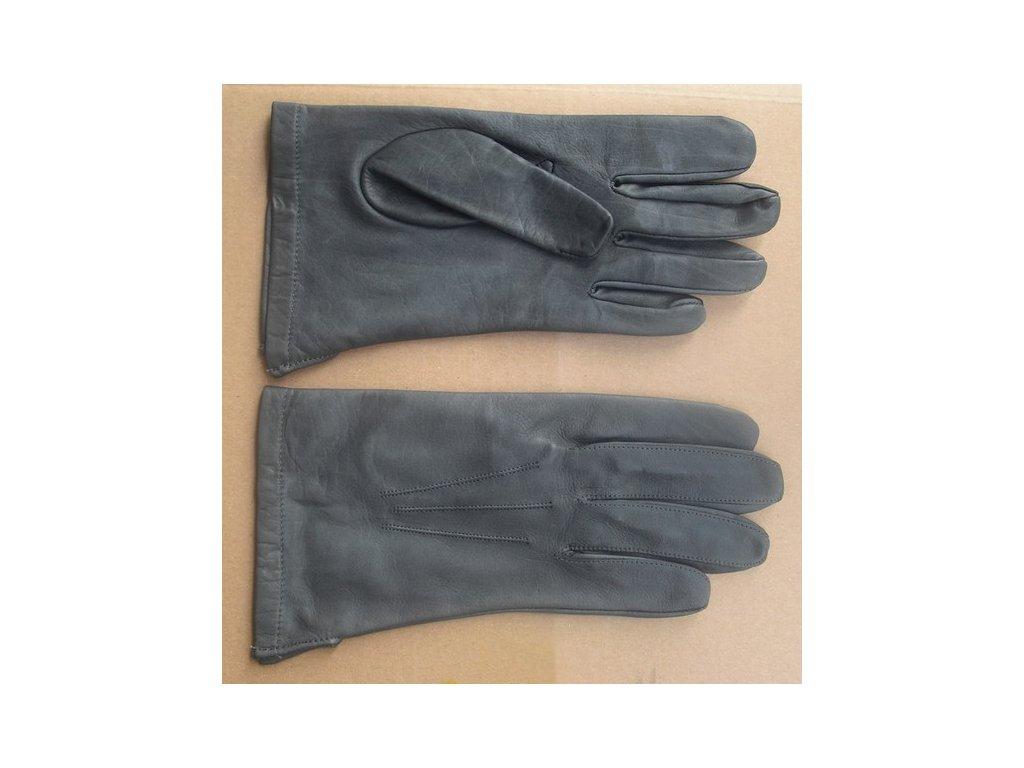 636629e737a Letecké rukavice kožené