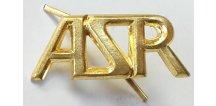2338 odznak asr zluty