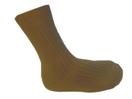 Ponožky celoroční, originál ČSLA, nepoužité