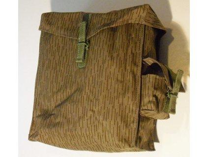 Sumka NVA, originál army NDR, dlouhodobě skladovaná