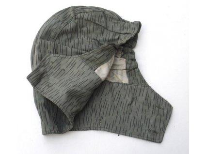 Kapuce vzor 60, originál kapuca ČSLA, dlouhodobě skladovaná