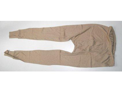 Spodky lehké bavlna/PES, tělové barvy, originál ČSLA, nepoužité