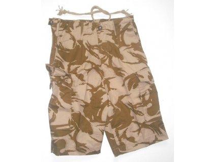 Kalhoty krátké GB Combat, maskování DPM desert, originál, nové